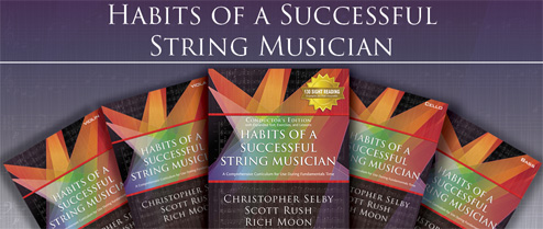 Habits of Successful String Musician