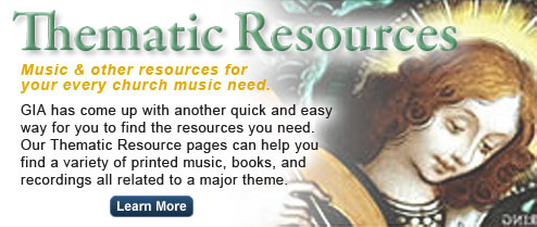 Thematic Resources