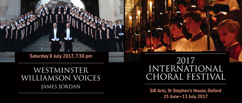 Westminster and Choir Festival