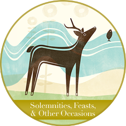 solemnities, feasts, and other occasions